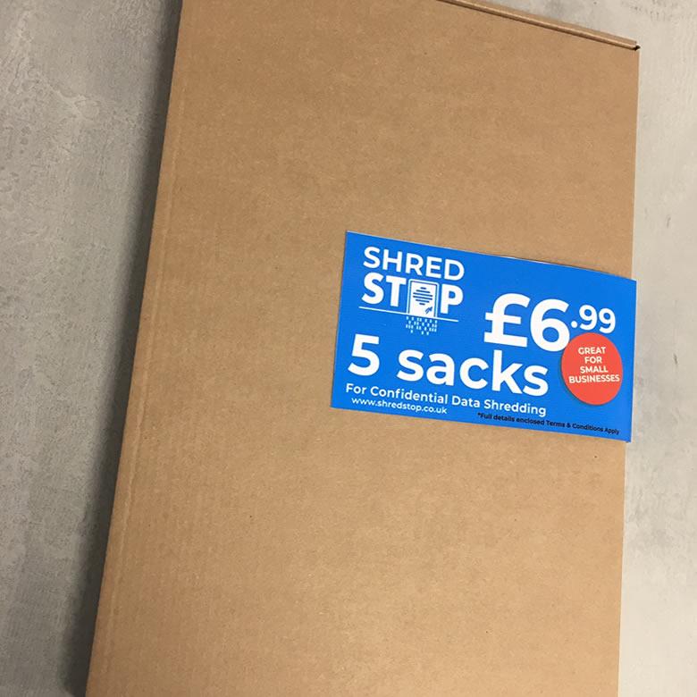 sack shredding 35